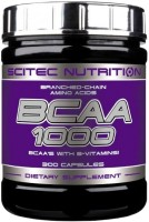 Фото - Аминокислоты Scitec Nutrition BCAA 1000 300 cap