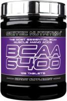 Фото - Аминокислоты Scitec Nutrition BCAA 6400 375 tab