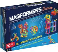 Конструктор Magformers Creative 90 703004