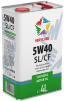 Моторное масло XADO Verylube 5W-40 SL/CF 4L