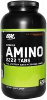 Фото - Аминокислоты Optimum Nutrition Amino 2222 Tablets 320 tab