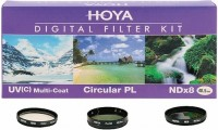 Светофильтр Hoya Digital Filter Kit 72mm