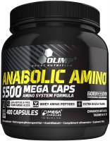 Аминокислоты Olimp Anabolic Amino 5500 400 cap