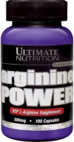 Аминокислоты Ultimate Nutrition Arginine Power 100 cap