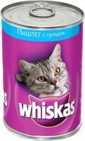 Фото - Корм для кошек Whiskas Adult Pate Tuna 0.4 kg