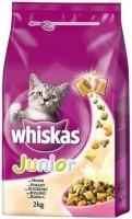 Фото - Корм для кошек Whiskas Junior Chicken 2 kg