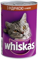 Фото - Корм для кошек Whiskas Jelly Turkey 0.4 kg