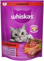 Фото - Корм для кошек Whiskas Adult Beef 0.3 kg