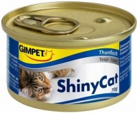 Корм для кошек Gimpet Adult Shiny Cat Tuna 0.07 kg