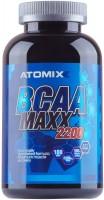 Фото - Аминокислоты Atomixx BCAA Maxx 2200 200 cap