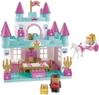 Конструктор Ecoiffier Princess Castle 3088