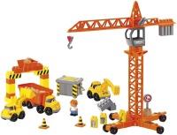 Конструктор Ecoiffier Construction Site 3174