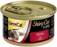 Фото - Корм для кошек Gimpet Adult Shiny Cat Chicken 0.07 kg