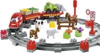 Автотрек / железная дорога Ecoiffier Train Campagne 3068