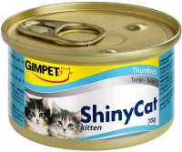 Корм для кошек Gimpet Kitten Shiny Cat Tuna 0.07