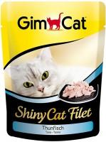 Фото - Корм для кошек Gimpet Adult Shiny Cat Filet Tuna 0.07 kg