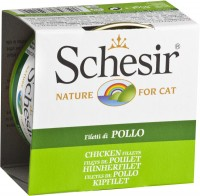 Корм для кошек Schesir Adult Canned Chicken 0.085 kg