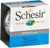 Корм для кошек Schesir Adult Canned Tuna Natural 0.085 kg