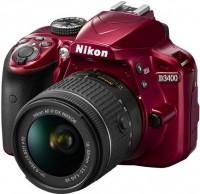 Фото - Фотоаппарат Nikon D3400 kit 18-55