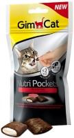 Фото - Корм для кошек Gimpet Adult Nutri Pockets Beef/Malt 0.06 kg
