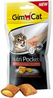 Фото - Корм для кошек Gimpet Adult Nutri Pockets Salmon/Omega 0.06 kg