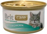 Корм для кошек Brit Care Kitten Canned Chicken 0.08 kg