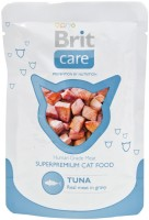 Корм для кошек Brit Care Adult Pouch Tuna 0.08 kg
