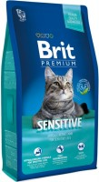 Корм для кошек Brit Premium Adult Sensitive 0.3 kg