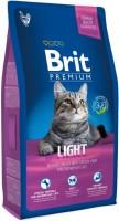 Корм для кошек Brit Premium Adult Light 8 kg