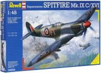 Фото - Сборная модель Revell Supermarine Spitfire Mk.IX/XVI (1:48)