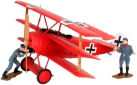 Фото - Сборная модель Revell Fokker Dr.I Manfred von Richthofen (1:28)