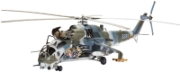 Фото - Сборная модель Revell Mil Mi-24V Hind E (1:72)