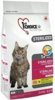 Фото - Корм для кошек 1st Choice Sterilized 2.4 kg