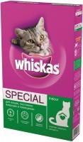 Фото - Корм для кошек Whiskas Special Indoor 0.35 kg