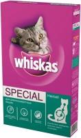 Фото - Корм для кошек Whiskas Special Нairball 0.35 kg