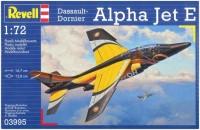 Фото - Сборная модель Revell Dassault Dornier Alpha Jet E (1:72)