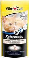 Фото - Корм для кошек Gimpet Adult Katzentabs Mascarpone/Biotin 0.04 kg