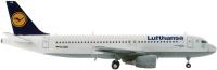 Фото - Сборная модель Revell Airbus A320 Lufthansa (1:144)