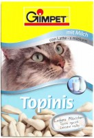 Корм для кошек Gimpet Topinis Mouse with Milk 190