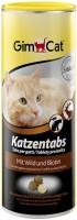 Корм для кошек Gimpet Katzentabs Wild/Biotin 710