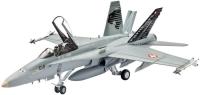 Фото - Сборная модель Revell F/A-18C Hornet Swiss Air Force (1:48)