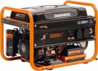 Электрогенератор Daewoo GDA 3500DFE