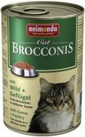 Фото - Корм для кошек Animonda Adult Brocconis Fowl 0.4 kg