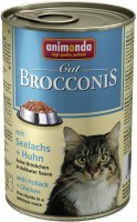 Корм для кошек Animonda Adult Brocconis Pollack/Chicken 0.4 kg