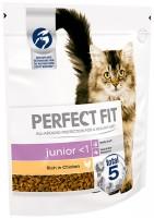 Фото - Корм для кошек Perfect Fit Junior Chicken 0.75 kg