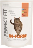 Фото - Корм для кошек Perfect Fit Adult In-Form Chicken 0.75 kg