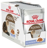 Фото - Корм для кошек Royal Canin Packaging Gravy Ageing +12 0.085 kg