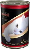 Фото - Корм для кошек Leonardo Adult Canned with Hearts 0.4 kg