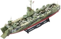 Фото - Сборная модель Revell U.S. Navy Landing Ship Medium (early) (1:144)