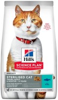 Корм для кошек Hills SP Feline Sterilised Young Adult Tuna 1.5 kg
